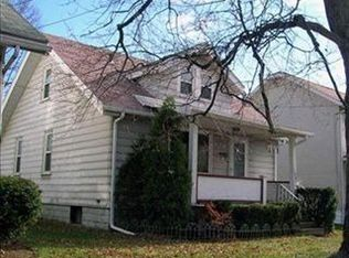 1175 Dietz Ave , Akron OH