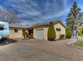 1533 Erbbe St NE , Albuquerque NM