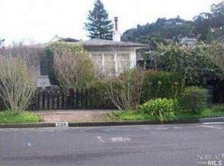 234 Willow Ave , Corte Madera CA