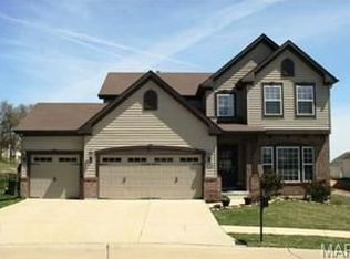 1432 Bridgeport Ter , Saint Charles MO