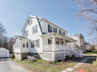 249 Central St , Hingham MA