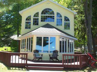 8046 W Higgins Lake Dr, Higgins Lake, MI 48627