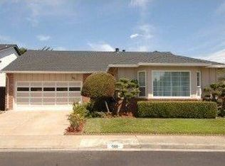 981 Crane Ave , Foster City CA