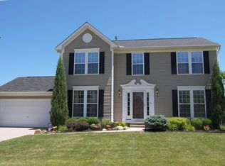 1071 Tinkers Green Dr , Streetsboro OH