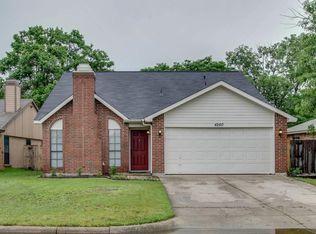 4260 Staghorn Cir N , Fort Worth TX