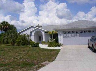 3295 Cabaret St , Port Charlotte FL