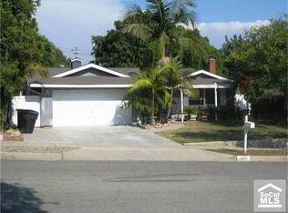 1435 Ponderosa Ave , Brea CA