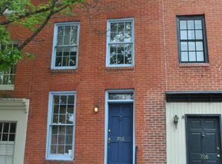 708 S Hanover St , Baltimore MD