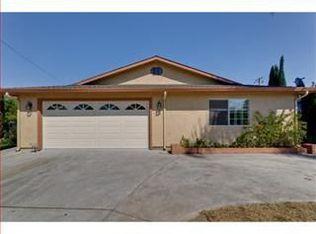 1514 Cliffwood Dr , San Jose CA