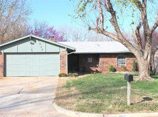 8937 Rambling Rd , Oklahoma City OK