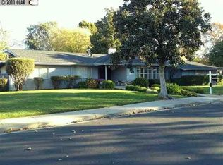 2338 Lomond Ln , Walnut Creek CA