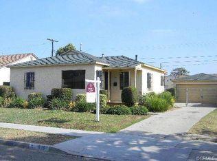 615 E 122nd St , Los Angeles CA