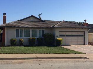 2226 Hamilton Ave , San Bruno CA