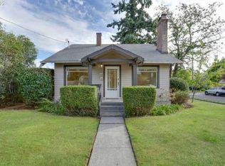7506 SE Raymond St , Portland OR