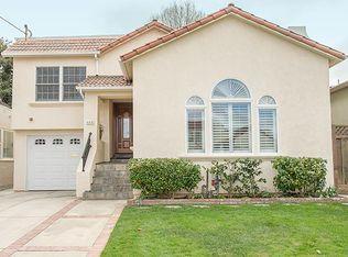 455 W 25th Ave , San Mateo CA