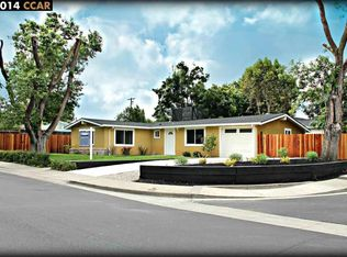 2400 Gehringer Dr , Concord CA