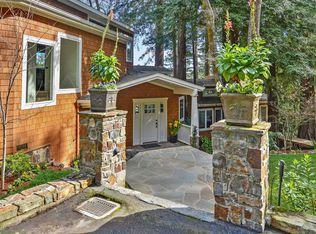 680 Kings Mountain Rd , Woodside CA