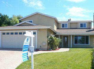 3896 Regaby Place Ct , San Jose CA