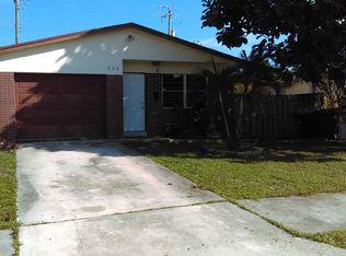 602 Grove St , Lake Worth FL