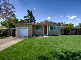 1099 Duncan Ave , Sunnyvale CA