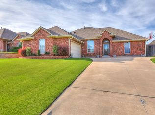 11527 Andover Ct , Midwest City OK