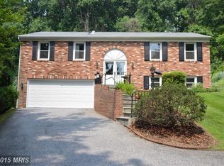 5596 Parkview Ct , Frederick MD