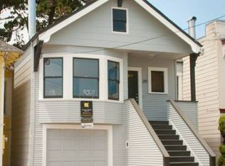 219 Gennessee St , San Francisco CA