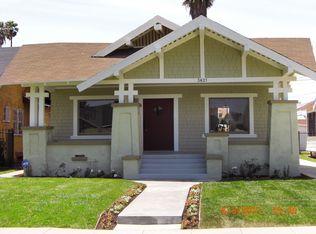 3621 S Gramercy Pl , Los Angeles CA