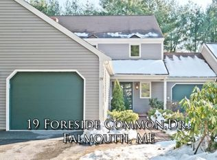 19 Foreside Common Dr , Falmouth ME