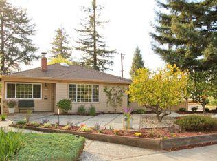 4258 McKellar Ln , Palo Alto CA