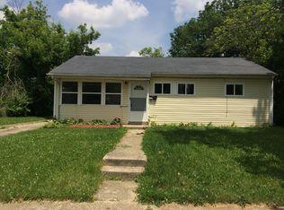 4841 Gardendale Ave, Dayton, OH 45417