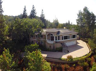 132 Valley Oaks Dr , Alamo CA