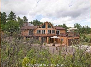 18165 Lakeview Ln , Monument CO