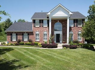 17853 Wilderness Cliff Ct , Chesterfield MO
