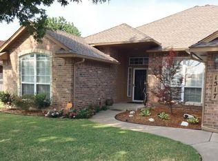 1517 Sunnybrook Ln , Oklahoma City OK