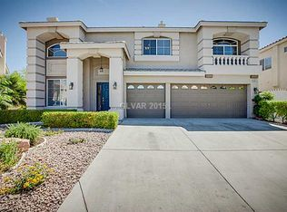 6511 Ironbound Bay Ave , Las Vegas NV