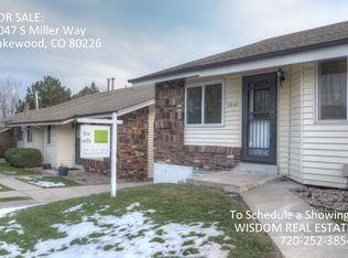 1047 S Miller Way , Lakewood CO