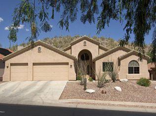 4268 N Ocotillo Canyon Dr , Tucson AZ