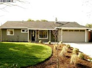 260 Nancy Ln , Pleasant Hill CA