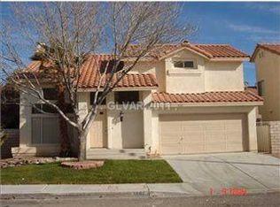 1666 Bent Arrow Dr , North Las Vegas NV