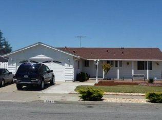 5841 Moores Ave , Newark CA