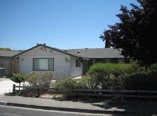 349 Berryessa Dr , Vacaville CA