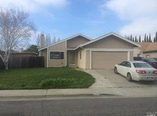 1009 Westwind Way , Suisun City CA