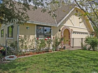 429 Benjamins Rd , Santa Rosa CA