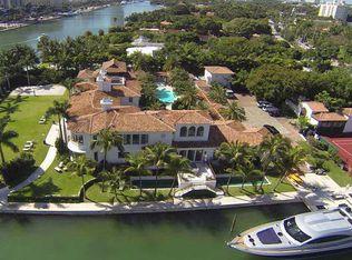 4949 Pine Tree Dr , Miami Beach FL