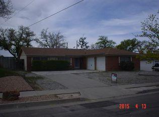 11708 Palm Springs Ave NE , Albuquerque NM