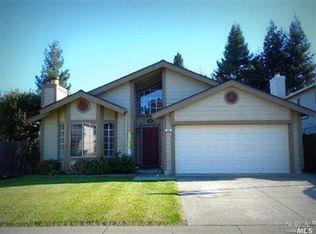 248 Newport Cir , Vacaville CA