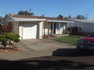2846 Webb St , Vallejo CA