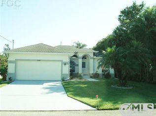 2062 Aruba Ave , Fort Myers FL