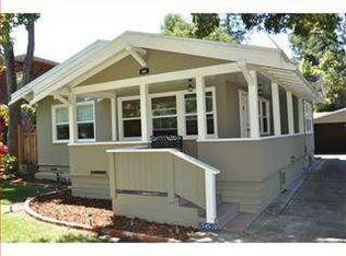 563 9th Ave , Menlo Park CA